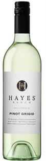 Hayes Ranch Pinot Grigio 2015 750ml - Case of 12